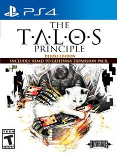 [lokal Saturn Spandau]  The Talos Principle: Deluxe Edition (PS4)