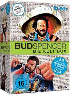[Mediadealer] Bud Spencer - Die Kult Box [10 DVDs]