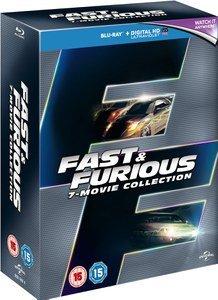 Fast & Furious 1-7 Boxset von zavvi nur im O-Ton Englisch kein Deutsch !! (Includes UltraViolet Copy) Wieder da nur Günstiger  Blu-ray Für 29,25  (33,75 €- 4,50€ Rabatt! Code: FILM3 =29,25)