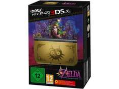 [mediamarkt.de] New Nintendo 3DS XL: The Legend of Zelda: Majora's Mask - Limited Edition oder Monster Hunter 4 Ultimate Edition ab 247€ [nur für Sammler interessant]