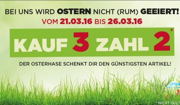 [Sport-Fleck] KAUF 3 ZAHL 2 AKTION - z.B. 9 Paar Adidas Socken für 14,97 € inkl. Versand!