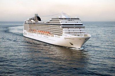 MSC Kreuzfahrt ab Venedig