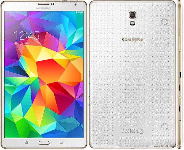 """Samsung Galaxy Tab S 8.4 LTE für 259€ (249€ mit Newsletter Gutschein) /8,4"""" Display/3GB RAM/ 16GB Speicher/ 8-Kern-Prozessor [B-Ware]"""