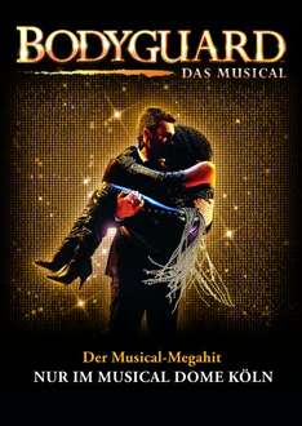 Oster-Special 55 € pro Ticket bei Bodyguard - Das Musical