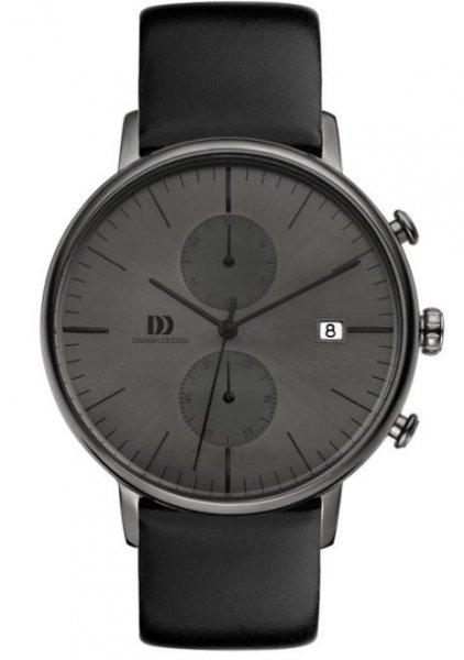 """[Amazon] Klassische Uhren von """"Danish Design"""" im Angebot des Tages mit 50% Rabatt ab 38,91€, z.B. schwarze Herren Uhr mit Lederarmband für 92,43€ statt 143€"""