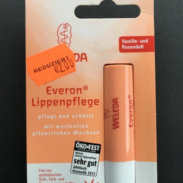 Weleda Everon Lippenpflege Rewe Lokal?