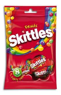 [Aldi Süd] Skittles Party-Pack (ab Sa, 2.4.)