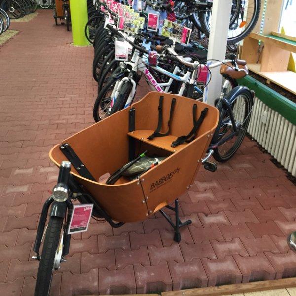 Babboe Cargo Lastenfahrrad für 999€ statt 1.299€ in Berlin Mariendorf Little John Bikes