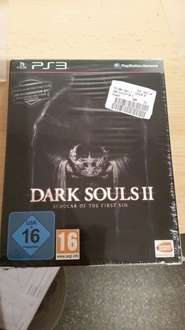 [lokal Media Markt MTZ] Dark Souls 2: Scholar of the First Sin (PS3) auch FIFA 14 und 15 PS4 für 10€