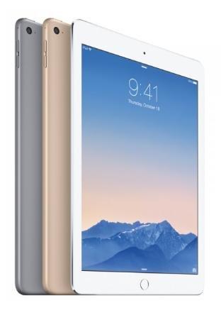 Apple iPad Air 2 64GB WiFi + 4G spacegrau, 40€ unter idealo