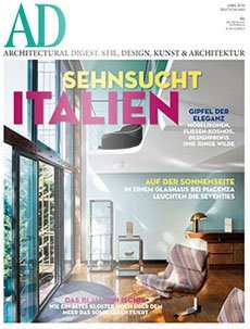 """5 Ausgaben der Zeitschrift """"Architectural Digest"""" - Probeabo - Kündigung notwendig"""