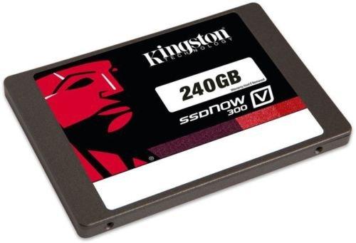 [Ebay/Cyberport] Kingston SSDNow V300 240GB MLC 2.5zoll SATA600 - 7mm für 55,55€ Versandkostenfrei