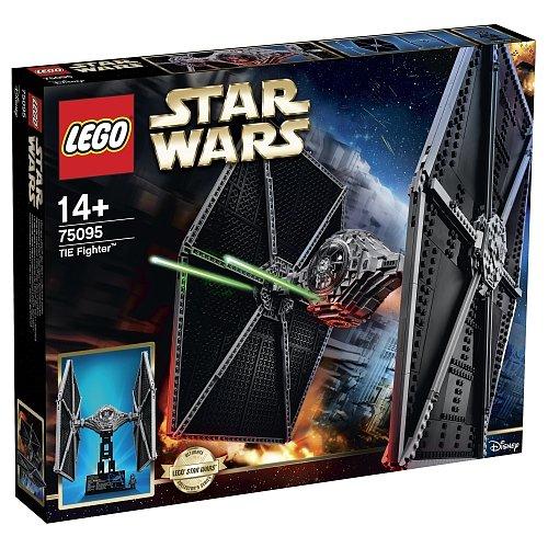 [ ToysRus ] Lego Star Wars - TIE Fighter 75095