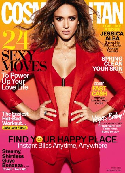 Cosmopolitan Magazin - 4 Ausgaben für eff.1,55€