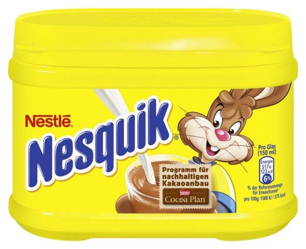 [Amazon] Nesquik Kakao-Pulver 2,5 kg (10 x 250g) für 9,11€.