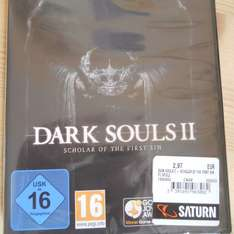 [Saturn Baunatal] Dark Souls 2: Scholar of the First Sin für PC - NUR 2,97€ anstatt 19,95€