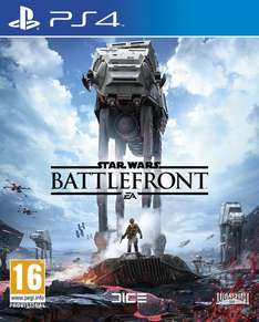 [PSN Store] Star Wars Battlefront PS4
