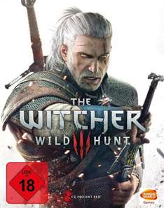 The Witcher 3: Wild Hunt [PC Code - GOG.com] für 22,99€