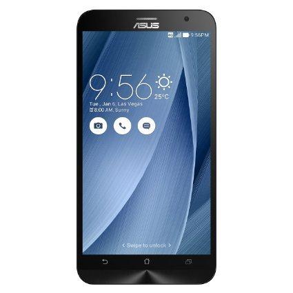 [Amazon.it WHD] ASUS Zenfone 2 (ZE551ML) 32GB Flash/4GB RAM, Farbe: Schwarz oder Silber ab 178,60