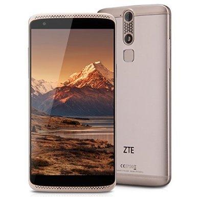 ZTE Axon Mini (4G FDD-LTE 5,2 Zoll Smartphone Octa-Core 1.5GHz 3GB RAM 32GB ROM Android 5.1 1080P FHD Display Dual SIM Hybrid-Slot Handy) für 159,99 € - Versand aus Deutschland