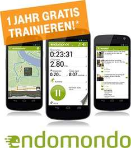Endomondo Premium (Lauf-App) 1 Jahr geschenkt für T-Mobile Kunden