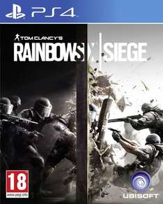 [Amazon.co.uk] Tom Clancy's Rainbow Six Siege (PS4 / XBO) (Disc) für 28,58€