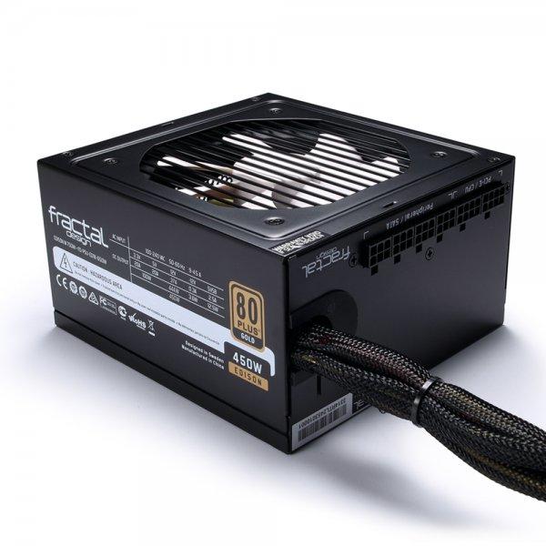 [k&m / bora computer, offline] Fractal Design Edison M 450W Netzteil 59,90€ statt 83,90€