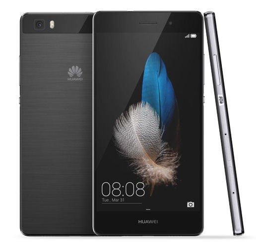 Huawei P8 Lite Schwarz/Weiß [@Cyberport.de]