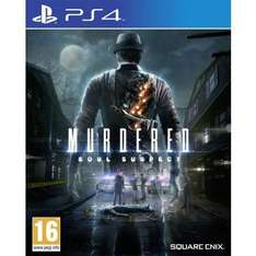 [thegamecollection] MURDERED: SOUL SUSPECT (PS4)