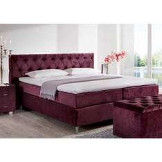 Boxspringbett Made in Germany ab 499 Euro 2x2 m 849 Euro