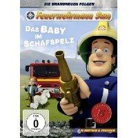 Amazon-Prime Kinderfilme 3 für 2 viele Feuerwehrmann Sam DVDs