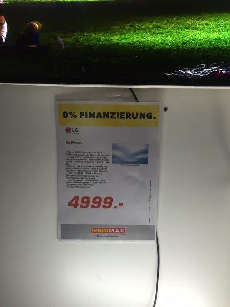 LG 65EF9509 OLED Hannover Vahrenwald