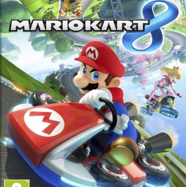 Bei Toys r us Hamburg Harburg Mario Kart 8 für Wii u nur 29,97€