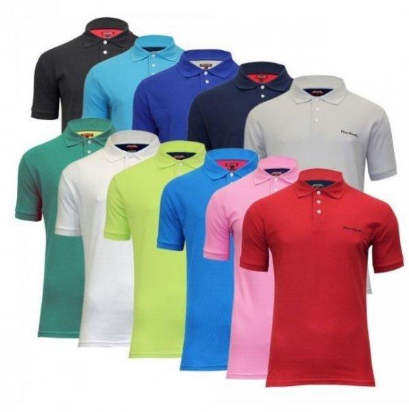 Pierre Cardin Poloshirt in vielen Farben bei markenbilliger.de für nur 4,99 € statt 59,95 € pro Poloshirt