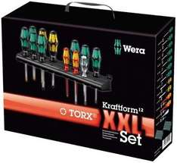 Wera Kraftform XXL TX 12tlg. für 28,59€