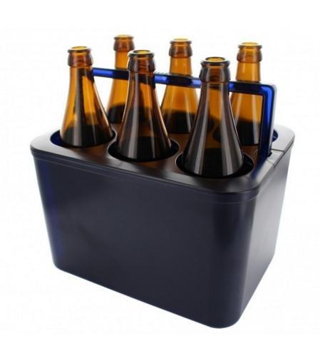 [top12.de] VaCoolino Flaschenträger mit patentierter Kühltechnik 0,13€ + 3,95€ VSK statt 18€