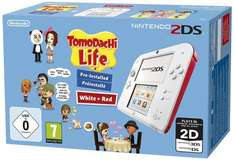 [Game.co.uk] Nintendo 2DS inkl. Tomodachi Life für 79,75€