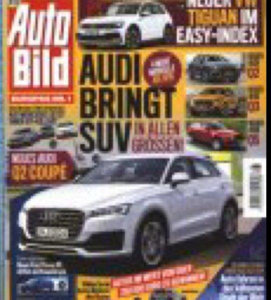 Wieder mal zu haben (Kiosk News) Autobild Jahresabo 51 Ausgaben für Effektiv 9,65€