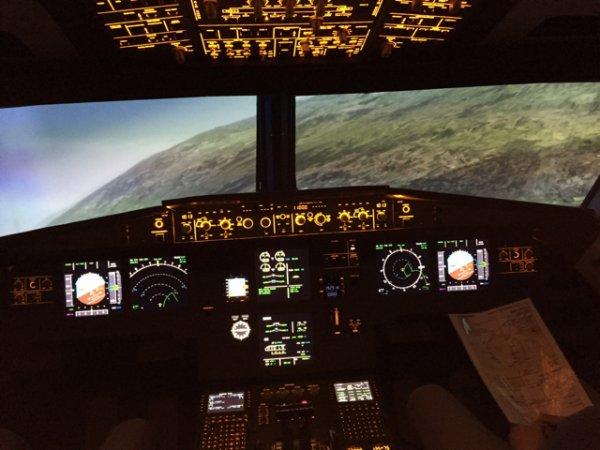 A320 Flugsimulator in Aachen nur 99€ statt 199€