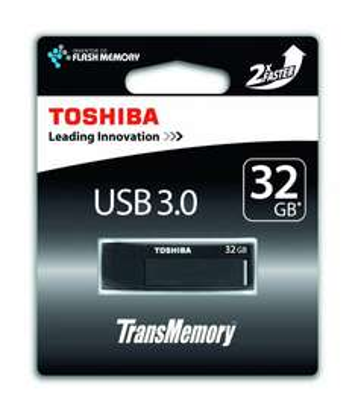 [Mediamarkt] Toshiba TransMemory U302 USB 3.0 Stick mit 32GB für 6€