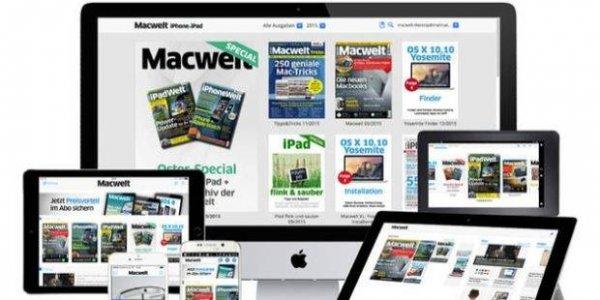 Macwelt Plus 1 Monat lang gratis testen