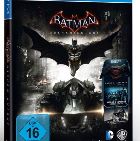 [Amazon] Batman: Arkham Knight - Sonder-Edition PS4 35,73 Euro