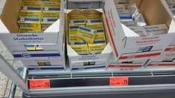 Kaufland - Deutsche Markenbutter 0,75 Euro / Meggle Butter 0,85 Euro