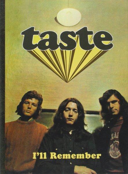 @Amazon: Taste - I'll Remember (4-CD Boxset) ab 18,97€ mit Prime