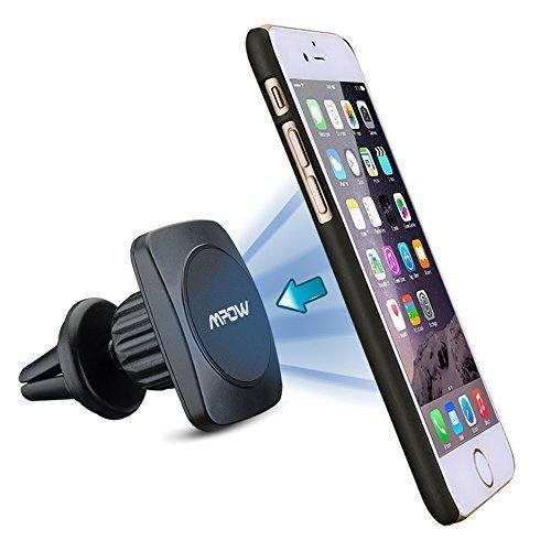 @Amazon: Handyhalterung - Magnetische 360° Universal Auto Halterung (Neue Generation) von Mpow für 10,23€ mit Prime