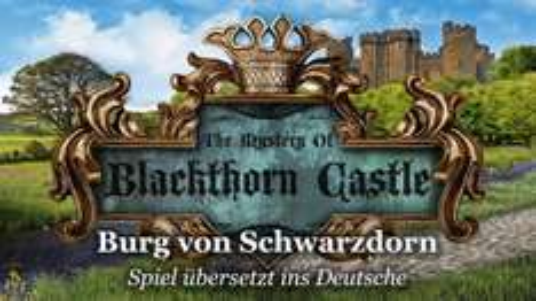 [iOS] Burg von Schwarzdorn kostenlos statt 1,99€