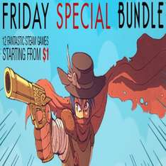 [STEAM] Friday Special #30 Bundle @ Indie Gala