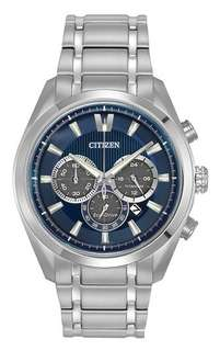 [Amazon.co.uk] Citizen Eco-Drive Titanium Chronograph CA4016-51L für 180,97 €