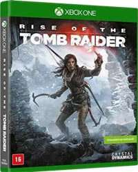 [gamesonly.at] Rise of the Tomb Raider (Import Uncut Edition) - Crazy Deal 2000 Stück für 19,99€ + VSK