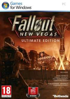 [Amazon.co.uk] Fallout: New Vegas Ultimate Edition 3,15€